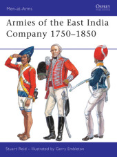 Armies of the East India Company 1750-1850 Cover