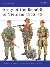Army of the Republic of Vietnam 1955-75 Cover