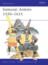 Samurai Armies 1550-1615 Cover