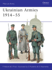 Ukrainian Armies 1914-55 Cover