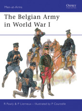 The Belgian Army in World War I Cover