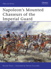 Napoleon's Mounted Chasseurs of the Imperial Guard Cover