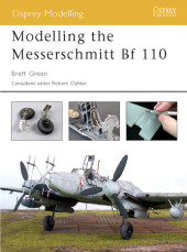 Modelling the Messerschmitt Bf 110 Cover