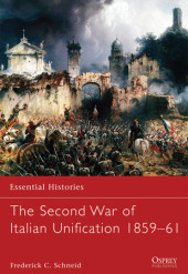 The Second War of Italian Unification 1859-61 Cover