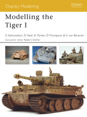 Modelling the Tiger I Cover