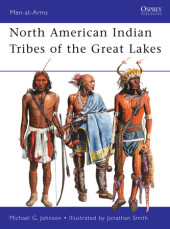 North American Indian Tribes of the Great Lakes Cover