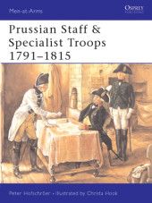 Prussian Staff & Specialist Troops 1791-1815 Cover