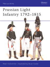 Prussian Light Infantry 1792-1815 Cover