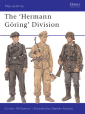 The Hermann Göring Division Cover