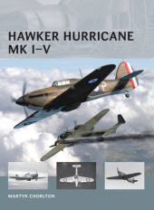 Hawker Hurricane Mk I-V Cover