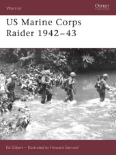 US Marine Corps Raider 1942-43 Cover