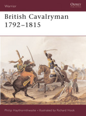 British Cavalryman 1792-1815 Cover