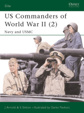 US Commanders of World War II (2) Cover