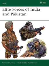 Elite Forces of India and Pakistan Cover