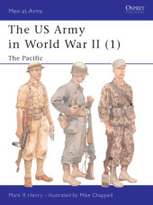 The US Army in World War II (1) Cover