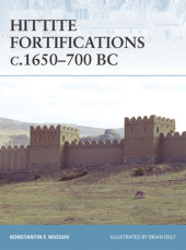 Hittite Fortifications c.1650-700 BC Cover