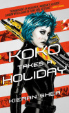 Take Five With Kieran Shea, Author, 'Koko Takes A Holiday'