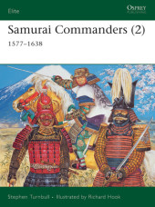 Samurai Commanders (2) Cover