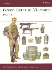 Green Beret in Vietnam Cover