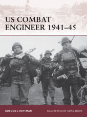 US Combat Engineer 1941-45 Cover