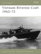 Vietnam Riverine Craft 1962 - 75 Cover