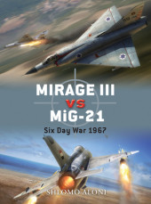 Mirage III vs MiG-21 Cover