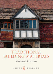 Traditional Building Materials Cover