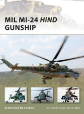 Mil Mi-24 Hind Gunship Cover