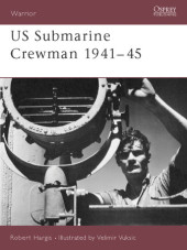 US Submarine Crewman 1941-45 Cover
