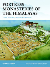 Fortress Monasteries of the Himalayas Cover