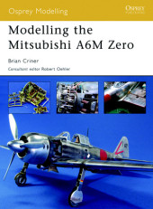 Modelling the Mitsubishi A6M Zero Cover