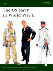 The US Navy in World War II Cover