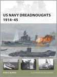 US Navy Dreadnoughts 1914-45