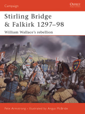 Stirling Bridge and Falkirk 1297-98 Cover