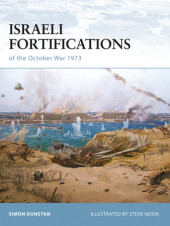 Israeli Fortifications of the October War 1973 Cover