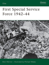 First Special Service Force 1942 - 44 Cover