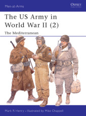 The US Army in World War II (2) Cover
