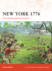 New York 1776 Cover