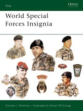 World Special Forces Insignia Cover