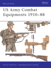US Army Combat Equipments 1910-88 Cover