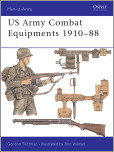 US Army Combat Equipments 1910-88