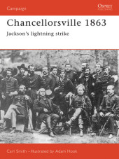Chancellorsville 1863 Cover