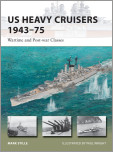 US Heavy Cruisers 1943-75