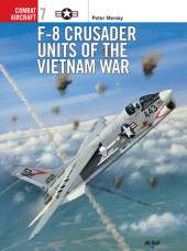 F-8 Crusader Units of the Vietnam War Cover
