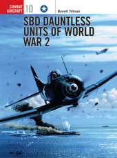 SBD Dauntless Units of World War 2 Cover