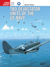 TBD Devastator Units of the US Navy Cover