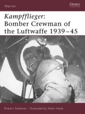 Kampfflieger: Bomber Crewman of the Luftwaffe 1939-45 Cover