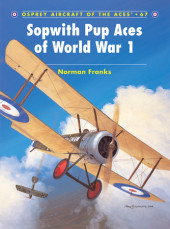 Sopwith Pup Aces of World War 1 Cover