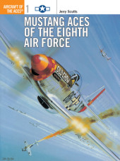Mustang Aces of the Eighth Air Force Cover