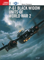 P-61 Black Widow Units of World War 2 Cover